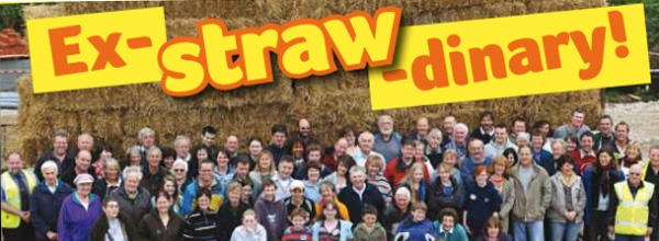 Ex-strawdinary big lottery funding