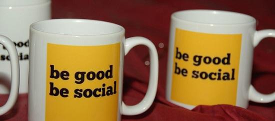 Be Good Be Social