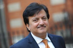BIG's England Director, Dharmendra Kanani