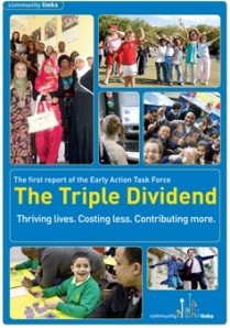 The Triple Dividend is the first report of the Early Action Taskforce
