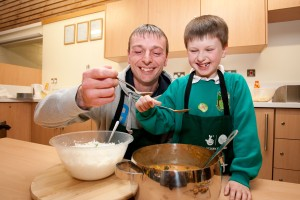 Let's Get Cooking has brought children and their families together