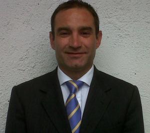 RehabGrads National Chair, Dominic Ruffy