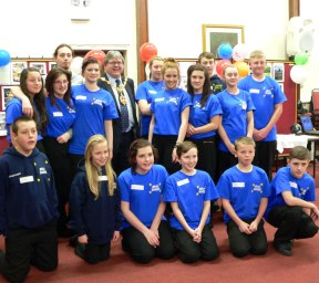 FST-funded Star Youth Project and the Mayor of Dudley
