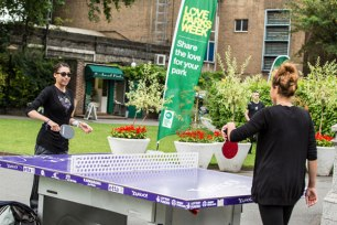 Love Parks week launch