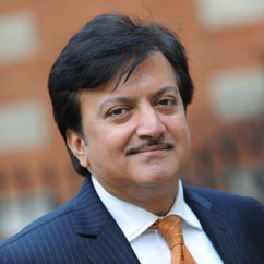 England Director Dharmendra Kanani