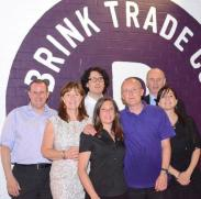 The team at The Brink