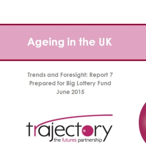 Isolation and ageing in the UK