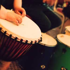 Drumming-out-Depression