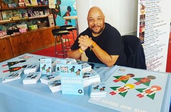 jon-daniels-and-his-afro-supa-hero-books-and-posters