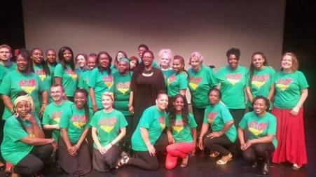 reggae-choir
